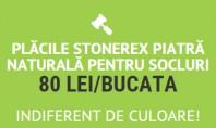 Promotie la placile STONEREX - piatra naturala pentru socluri Va invitam sa profitati de PROMOTIA din