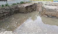 Hidroizolare - impermeabilizare fundație fără membrană direct în masa betonului pânză freatică 1 m Sistemul Penetron