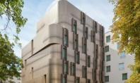 Design modern pentru un camin de studenti Echipa Vib Architecture a propus renovarea si transformarea unor