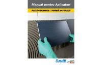 Nou de la Mapei: Manualul pentru Aplicatori - Placi Ceramice si Piatra Naturala