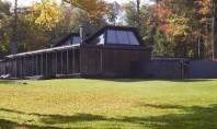 O casă cu influențe japoneze alimentată cu energie geotermală Relatia buna care s-a creat intre arhitect