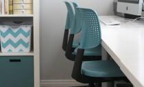 Scaune vopsite pentru birou