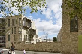 Ely Court sau întoarcerea acasă - o dezvoltare rezidențială marca Alison Brooks Architects prezentată de Nelson