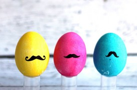 10 moduri creative de a decora ouăle de Paşte