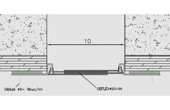 Principalele criterii in alegerea profilelor de dilatatie pentru pereti si tavane, si in instalarea lor