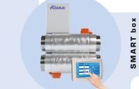 Sisteme de ventilatie centralizata cu un flux de aer inteligent!