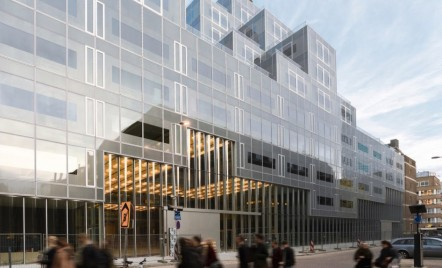 Cea mai eficienta cladire multi-functionala din Rotterdam