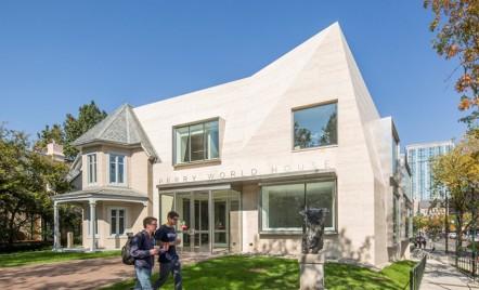 Casa Perry World, o combinație dintre arhitectura veche și cea noua