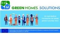 RoGBC lansează platforma GreenHomes Solutions dedicată Furnizorilor de Soluții pentru Locuințe Verzi Platforma GreenHomes Solutions este