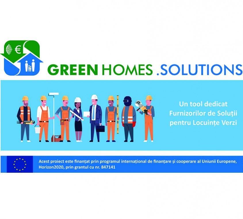 RoGBC lansează platforma GreenHomes.Solutions dedicată Furnizorilor de Soluții pentru Locuințe Verzi
