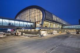 Cel mai verde aeroport din lume a redus consumul de energie cu 50%