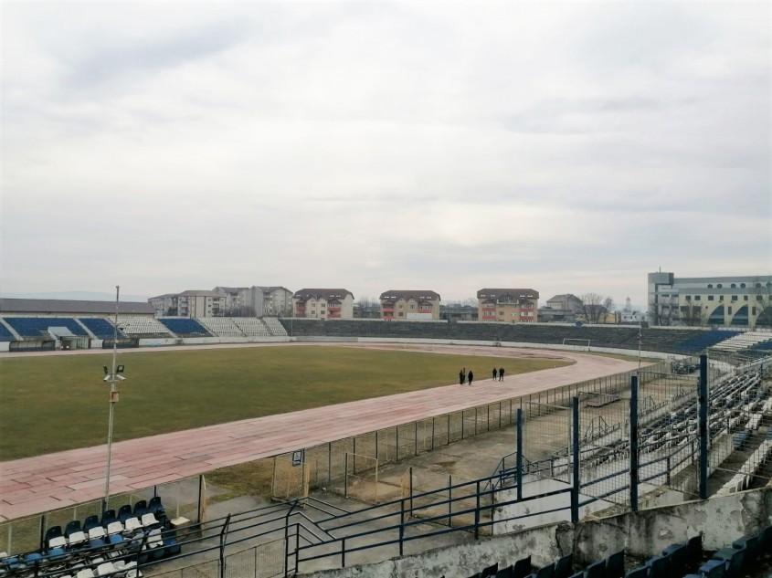 Indfloor Group reabilitează pista de atletism a stadionului Cetate din Alba Iulia