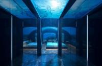 Prima vilă de sub ape se deschide în Maldive și le oferă oaspeților priveliști formidabile cu