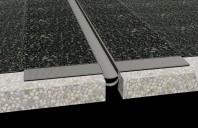 Refacerea hidroizolatiei folosind profile de dilatatie pentru acoperis