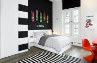 Idei pentru dormitoarele adolescenților