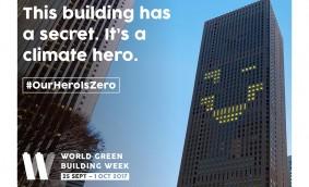 Saint-Gobain sprijină Săptămâna Mondială a Clădirilor Verzi