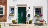 Usa de intrare din PVC cartea de vizita a unei case moderne si elegante Este important