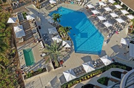 Myrtha Pools prezent in Florida, la Hilton Marco Island!