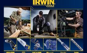 Irwin - scule de mana si accesorii pentru sculele electrice de inalta calitate
