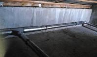 Atrea - Ventilatie controlata pentru casa familiala din comuna Lazu, Constanta Pentru o ventilatie controlata a casei, s-a folosit o unitate Atrea de 300 m3/h, Duplex Easy 300, control automat, cu baterie de incalzire de 0.7 kW.