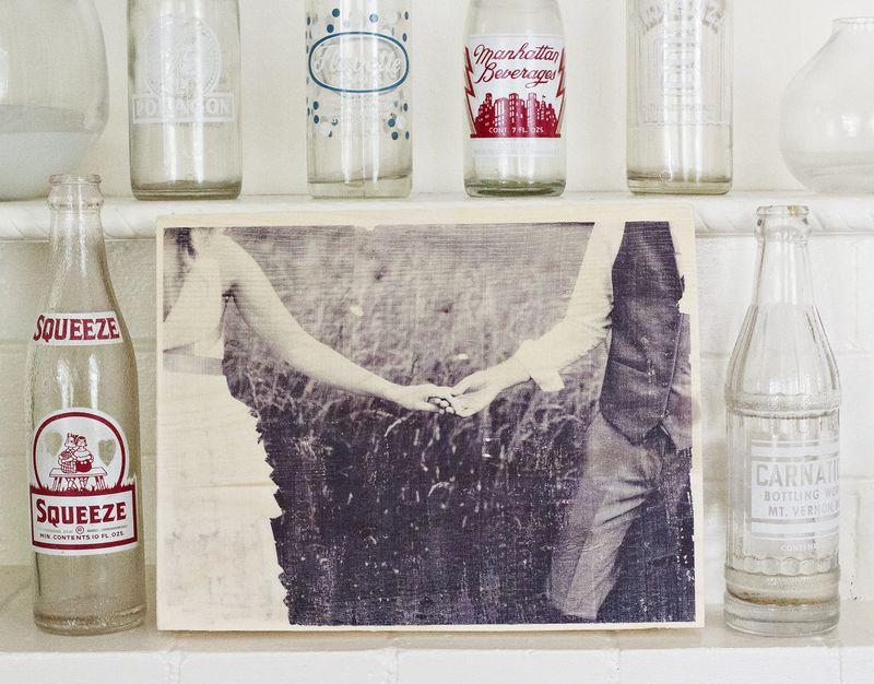Sfaturi de bricolaj: cum transferăm o imagine pe lemn
