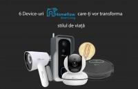 6 device-uri inteligente HomeFlow care-ti vor transforma stilul de viata