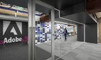 Birourile Adobe din San Francisco placute si eficiente Noul birou Adobe din 410 Townsend a fost