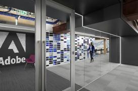 Birourile Adobe din San Francisco, placute si eficiente