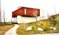 Locuinta construita cu grija fata de mediul inconjurator Pentru a scapa de forfota orasului Toronto o