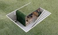 Inspiraţie pentru un birou în grădină Noi iti venim in ajutor cu inspiratie prezentandu-ti cinci idei