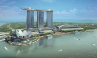 Marina Bay Sands Resort - proiect de referinta MAPEI Cel mai exclusivist resort din lume Marina