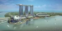 Marina Bay Sands Resort - proiect de referinta MAPEI