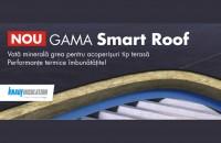 Gama Smart Roof, de la Knauf Insulation