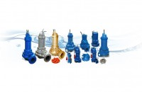 Nou de la GIMANI&MUFLE - Electropompe submersibile Faggiolatti KUT-ALL