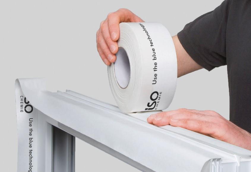 Soluția completă pentru etanșarea ferestrelor - ISO CHEMIE Germania