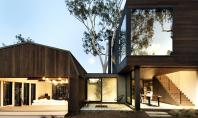 Casa de oaspeti o completare la un vechi hambar Firma de proiectare si constructie din Los
