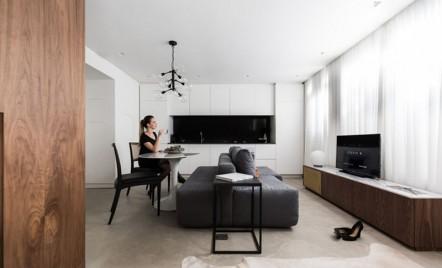 O locuinta confortabila in doar 40mp
