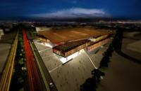 Centrul de Congrese Selcuklu realizat de arhitectul anului 2013, la RIFF