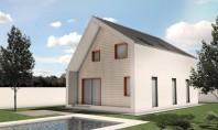 Casa Nordica Construieste pe www hai-la-casa ro! Alaturi de Casa Mansardata jucatorul are posibilitatea sa construiasca