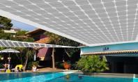 Pânza cu celule fotovoltaice revoluționează industria energiei regenerabile Corturile copertinele si parasolarele vor putea produce energie