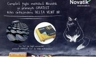 Acoperis Novatik - promotie pana la 15 martie Pana pe data de 15 martie la tigla