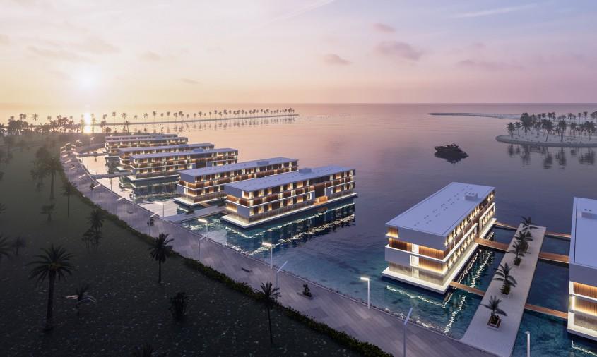 Qatarul construiește 16 hoteluri plutitoare înainte de Campionatul Mondial de Fotbal 2022