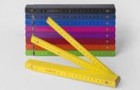 Instrumente de măsură din lemn de la Metrie