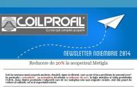 Reducere de 20% la acoperisul Metigla