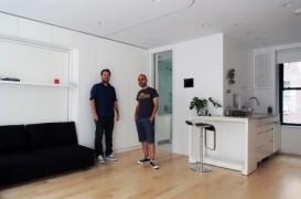 Apartamentul LifeEdited sau cum doi arhitecti romani au castigat provocarea de a amenaja eficient un spatiu