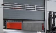 Uşi secţionale industriale rapide – Hormann Puse la dispozitia dumneavoastra de ROYAL INTERNATIONAL CONSTRUCT (Royal Doors)