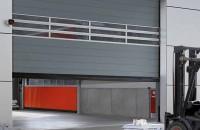Uşi secţionale industriale rapide – Hormann