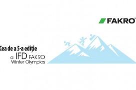 Cea de a 5-a editie a IFD FAKRO Winter Olympics