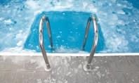 Cât încă nu e prea târziu ți-ai pregătit piscina exterioară pentru iernat? Vremea e rece dar