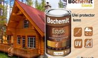 Uleiul protector pentru lemn Bochemit Estetik Cu Bochemit Estetik puteti decora lemnul in diferite culori fara